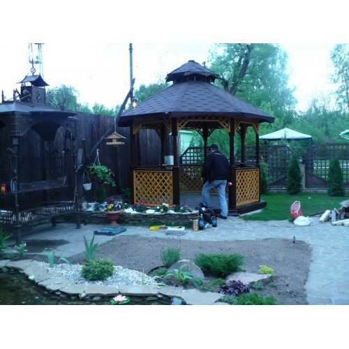 летние домики с верандой на дачу фото цены